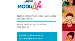 Folheto – Alimentação e Doença Inflamatória Intestinal